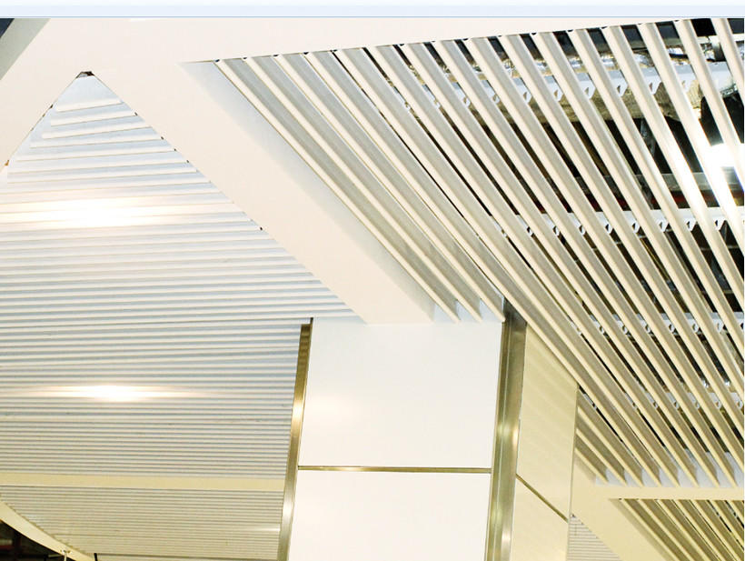 New aluminium ceiling panel blade for business
