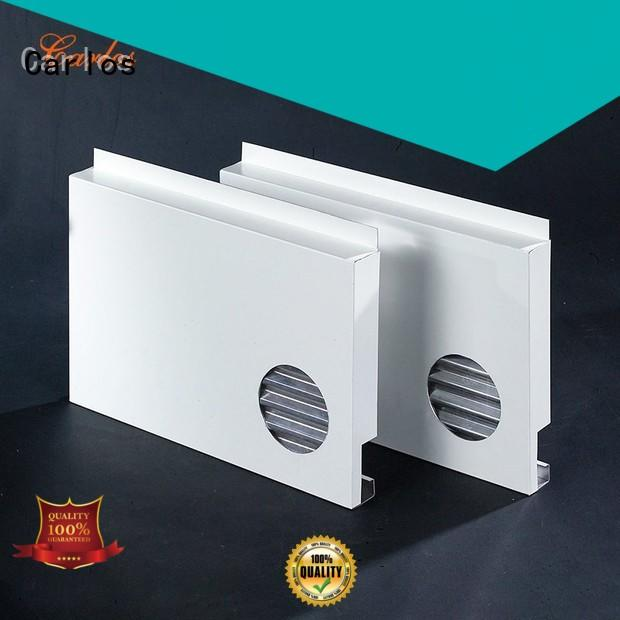 package panel hollow aluminum wall panels exterior Carlos Brand