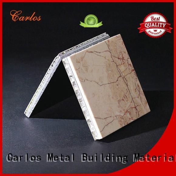 honeycomb aluminum honeycomb sheet price panels for buildings Carlos