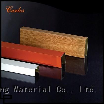 Carlos Latest sheet metal ceiling Suppliers