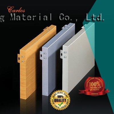 aluminum wall panels exterior bag aluminum panels Carlos Brand