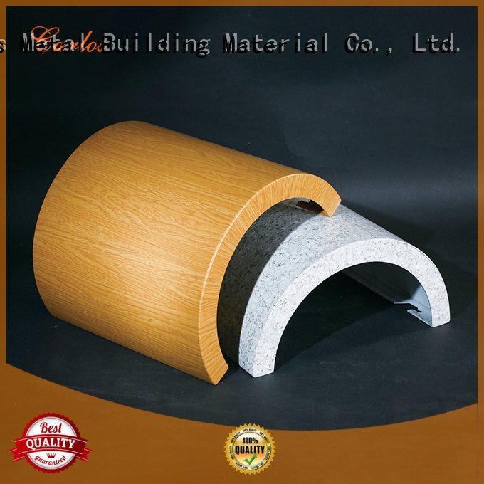 aluminum wall panels exterior wavy aluminum panels Carlos Brand
