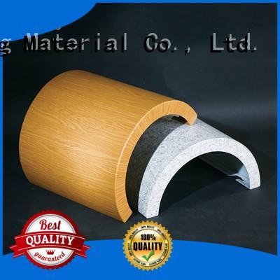 Carlos Top aluminium cladding panels company