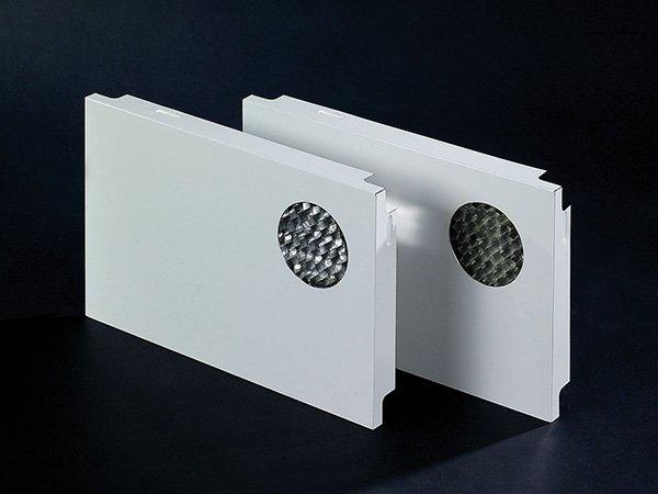 Carlos box-shaped aluminium honeycomb sandwich panel panels for roof