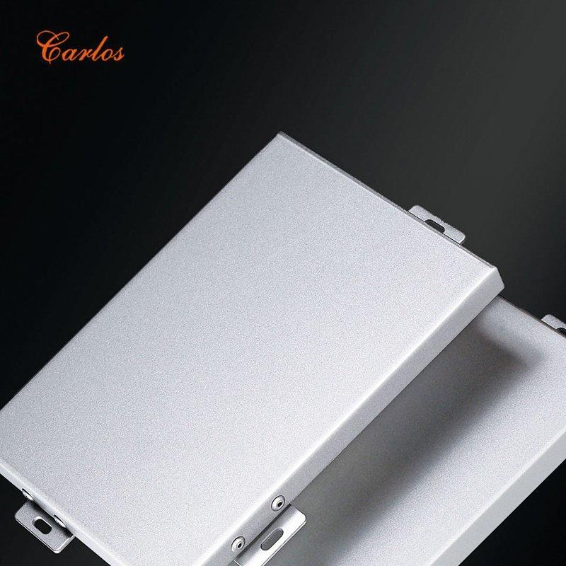 Flat-Seam Aluminum Veneer