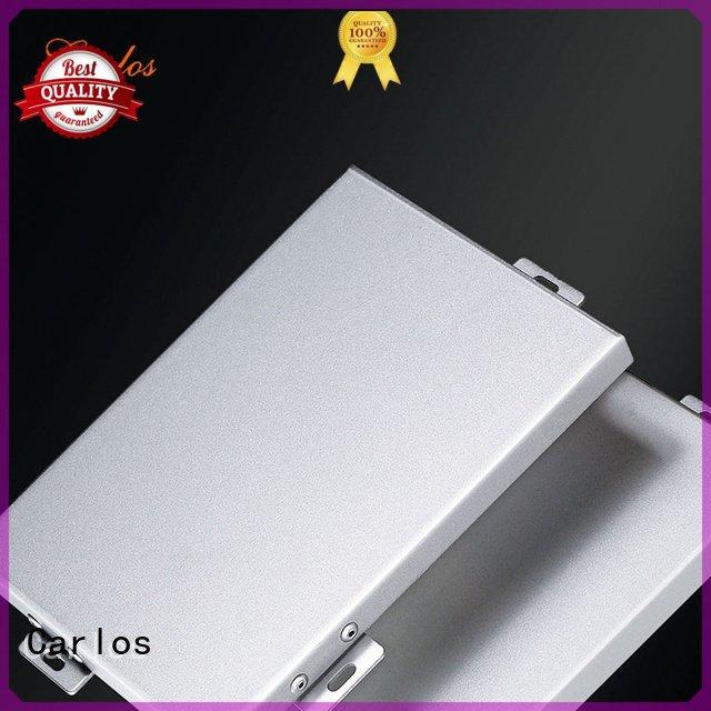 OEM aluminum panels veneer package aluminum wall panels exterior