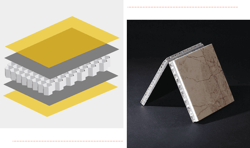 Carlos box-shaped aluminium honeycomb sandwich panel panels for roof-1