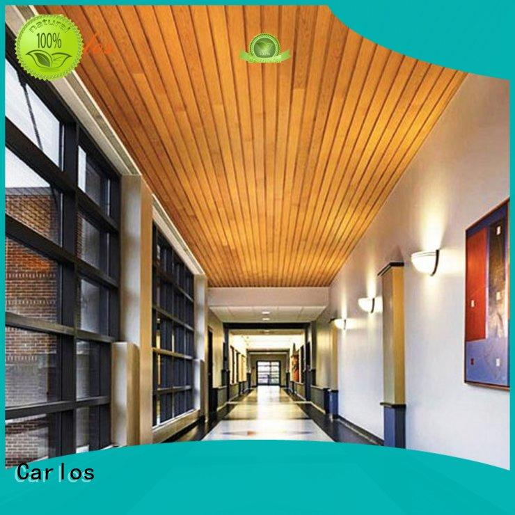 square buckle Carlos Brand perforated metal ceiling tiles suppliers factory