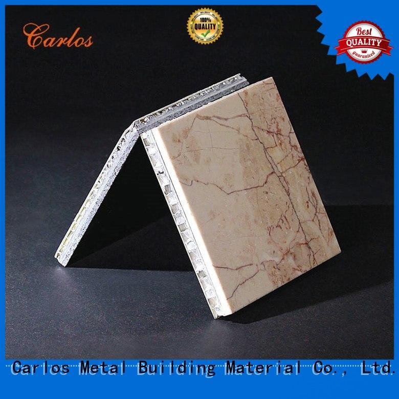plate composite structure Carlos Brand aluminum honeycomb panels for sale manufacture