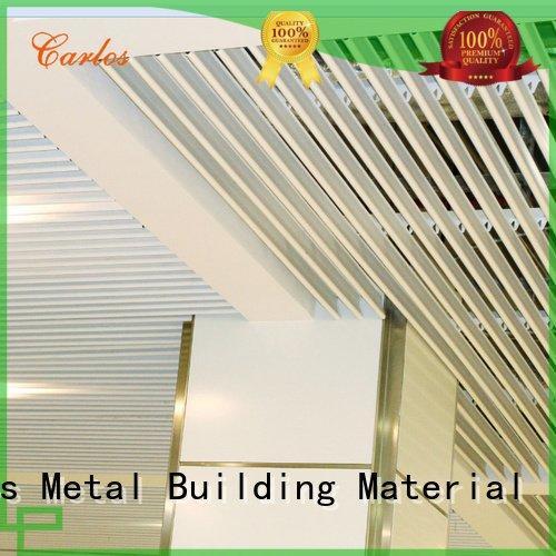 perforated metal ceiling tiles suppliers ceilings metal ceiling panels Carlos Brand