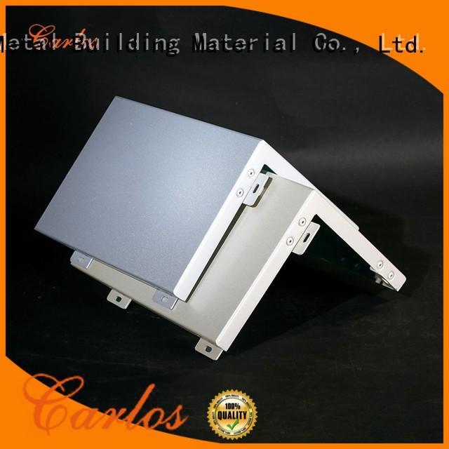 Top aluminum composite sheet flatseam factory