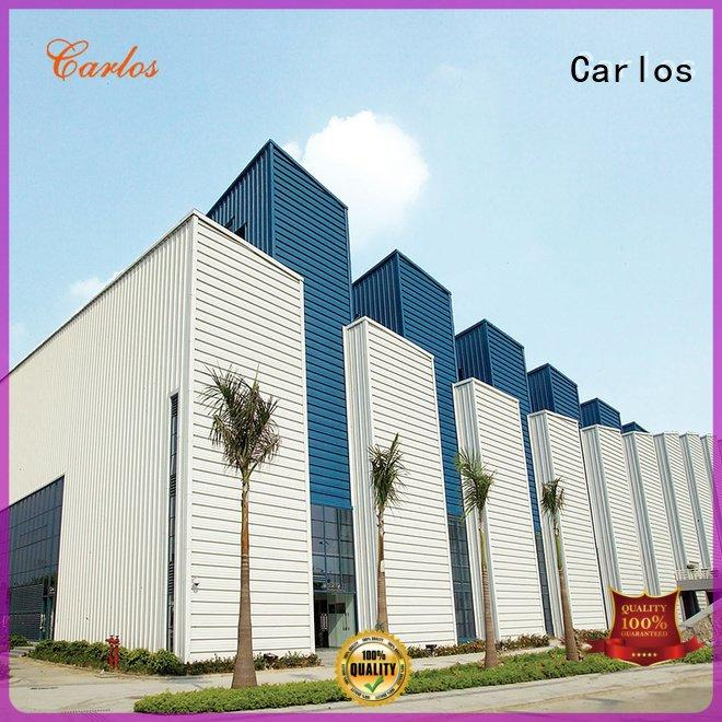 Carlos Brand bag single aluminum panels metal flatseam
