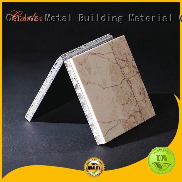 Carlos New aluminium honeycomb sheet for business