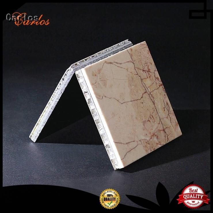 panels honeycomb Carlos Brand aluminum honeycomb panels for sale