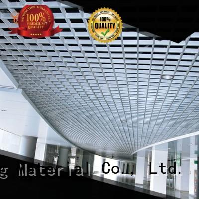 Wholesale square perforated metal ceiling tiles suppliers Carlos Brand