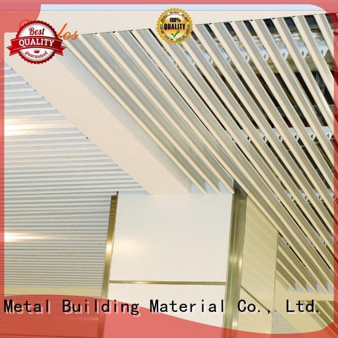 blade metal ceiling panels side metal Carlos