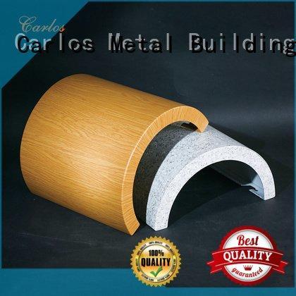 OEM aluminum panels flat modeling aluminum wall panels exterior
