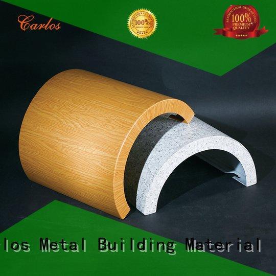 aluminum wall panels exterior bag seamless aluminum panels Carlos Brand