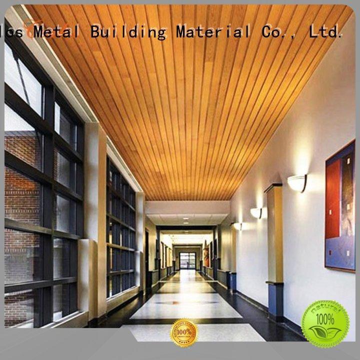 Carlos Brand ceiling metal custom perforated metal ceiling tiles suppliers