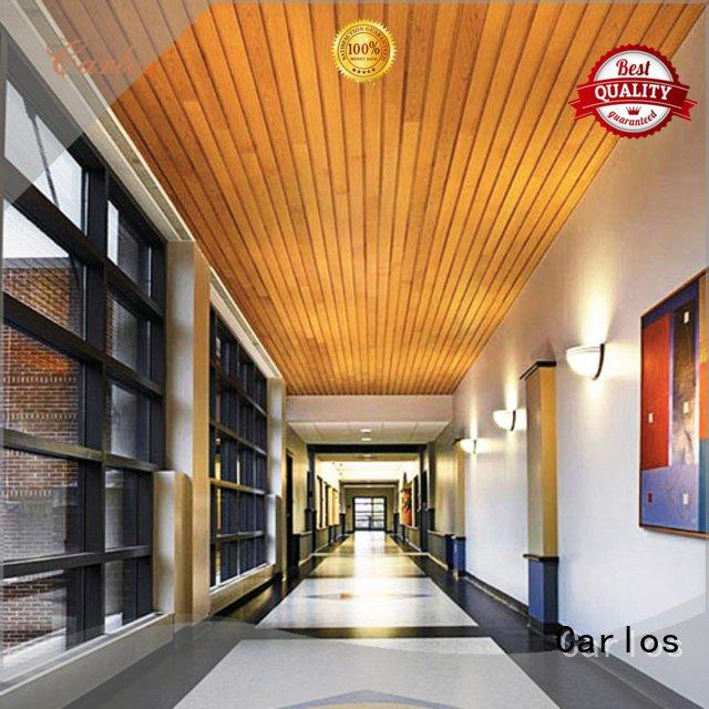 buckle side blade perforated metal ceiling tiles suppliers Carlos