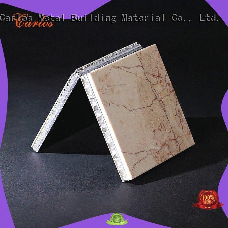 Carlos panels aluminum honeycomb sheet company