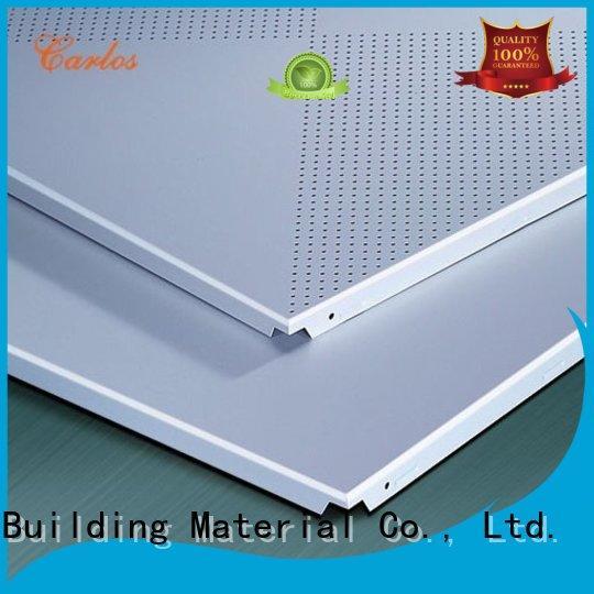 netting aluminium ceiling design for buildings