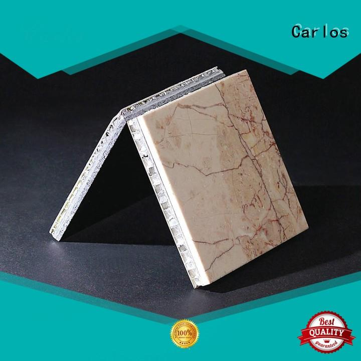 honeycomb aluminium honeycomb composite panel panels for construction Carlos
