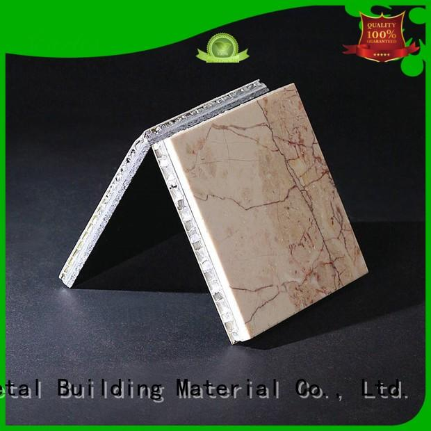 honeycomb aluminum honeycomb panels for sale supplier for roof Carlos
