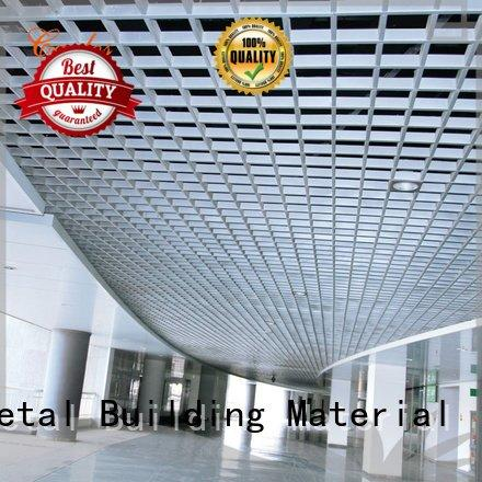 Carlos Brand through perforated metal ceiling tiles suppliers side grille