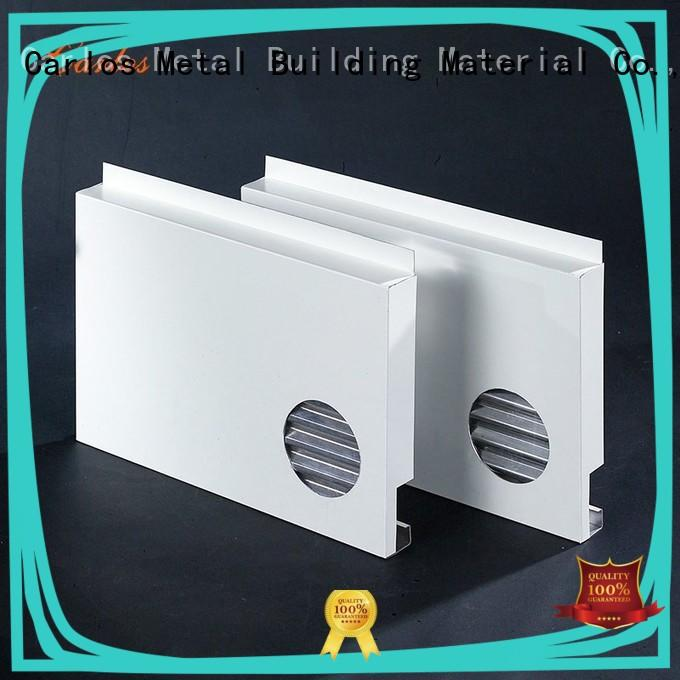 Carlos High-quality aluminum composite wall panels Supply