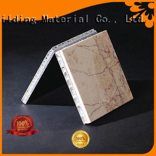 coated aluminum honeycomb board honeycomb factory for buildings
