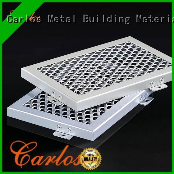 Carlos ceilings metal drop ceiling Suppliers