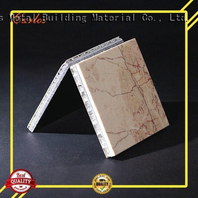 Carlos Custom aluminum honeycomb board company