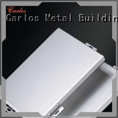 Carlos Wholesale aluminum wall panels Suppliers
