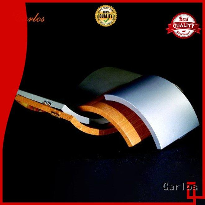 Carlos Brand bag package board panel aluminum panels