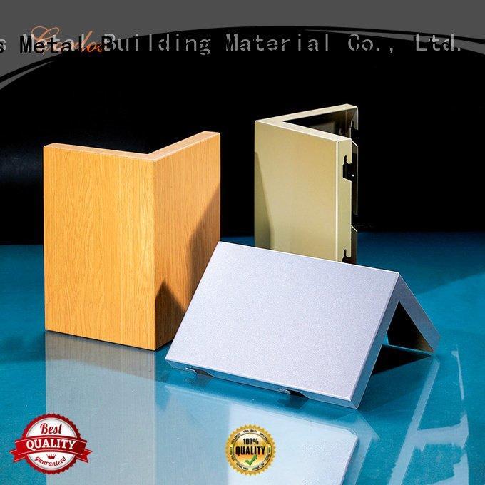 square board aluminum panels single Carlos