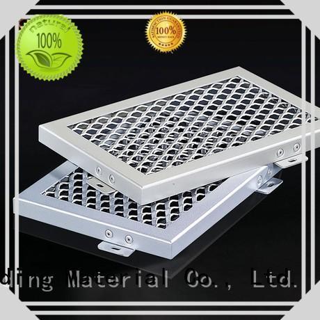 bafflealuminium ceiling blade customizedfor buildings