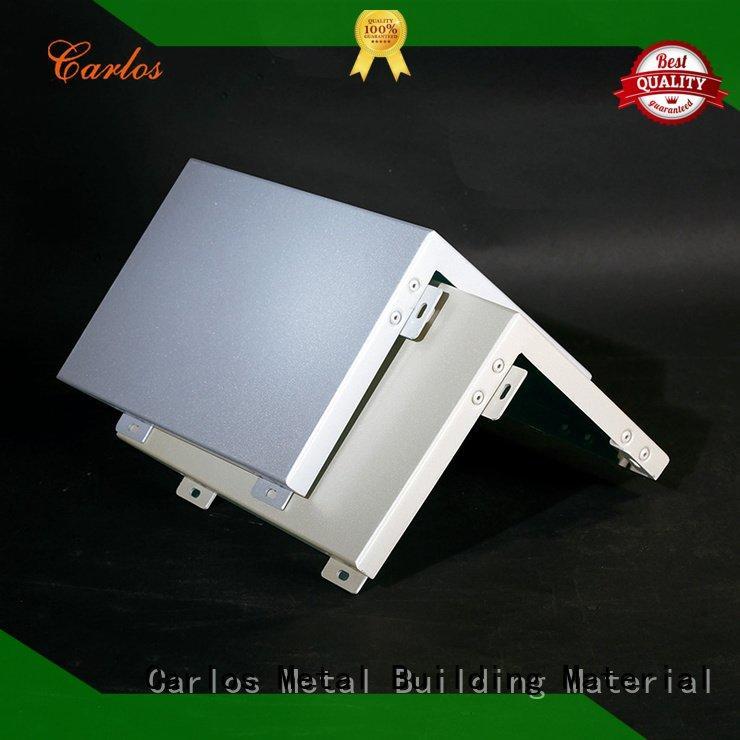 Quality aluminum wall panels exterior Carlos Brand aluminum aluminum panels