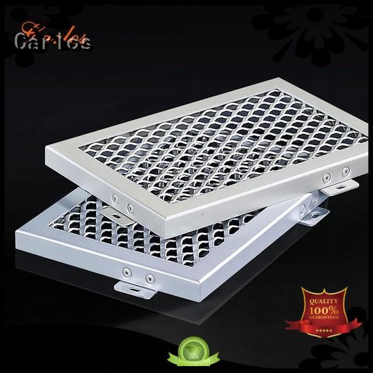 blade ceilings ceiling Carlos Brand metal ceiling panels supplier