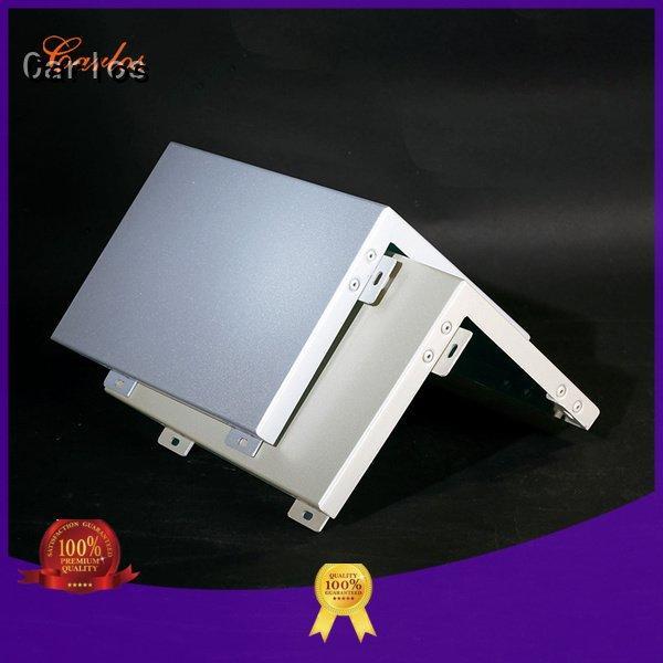 Hot aluminum panels single Carlos Brand