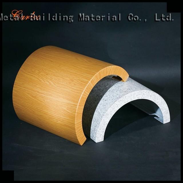 Carlos New aluminium cladding panels Suppliers