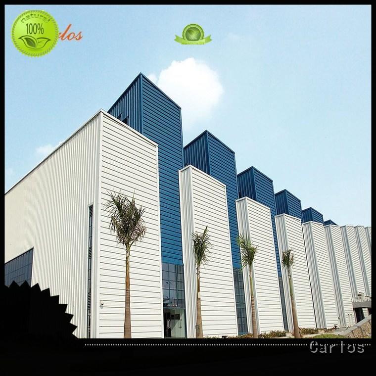 flatseam sewing hyperbolic Carlos Brand aluminum wall panels exterior manufacture
