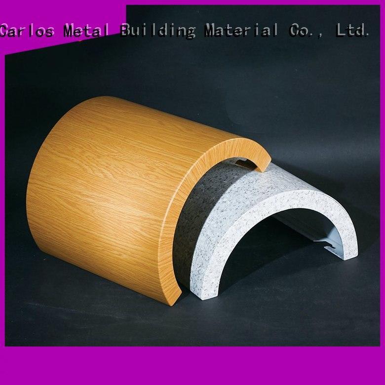 Carlos Custom aluminium composite panel Supply