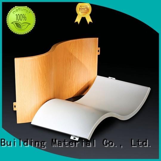 aluminum wall panels exterior column veneer Carlos Brand