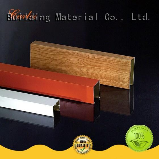 Carlos High-quality sheet metal ceiling manufacturers