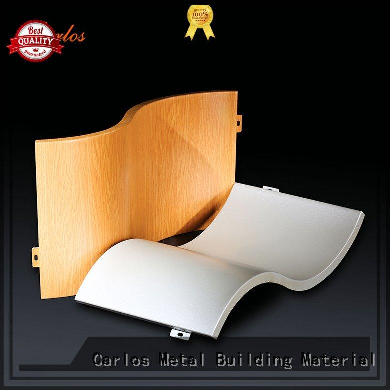 aluminum  single  aluminum wall panels exterior round aluminum panels Carlos