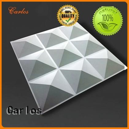 Carlos Brand round package aluminum wall panels exterior