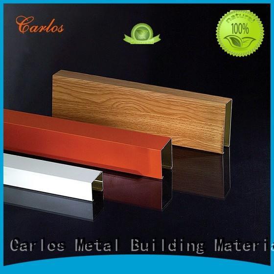 Carlos metal metal ceiling manufacturers manufacturer for buildings