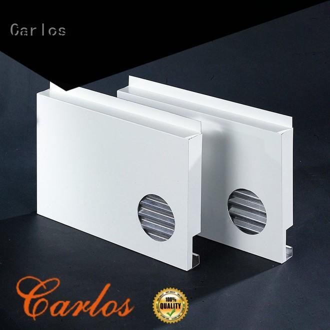 veneer bag Carlos Brand aluminum wall panels exterior