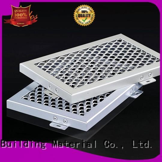 perforated metal ceiling tiles suppliers netting buckle metal ceiling panels Carlos Brand